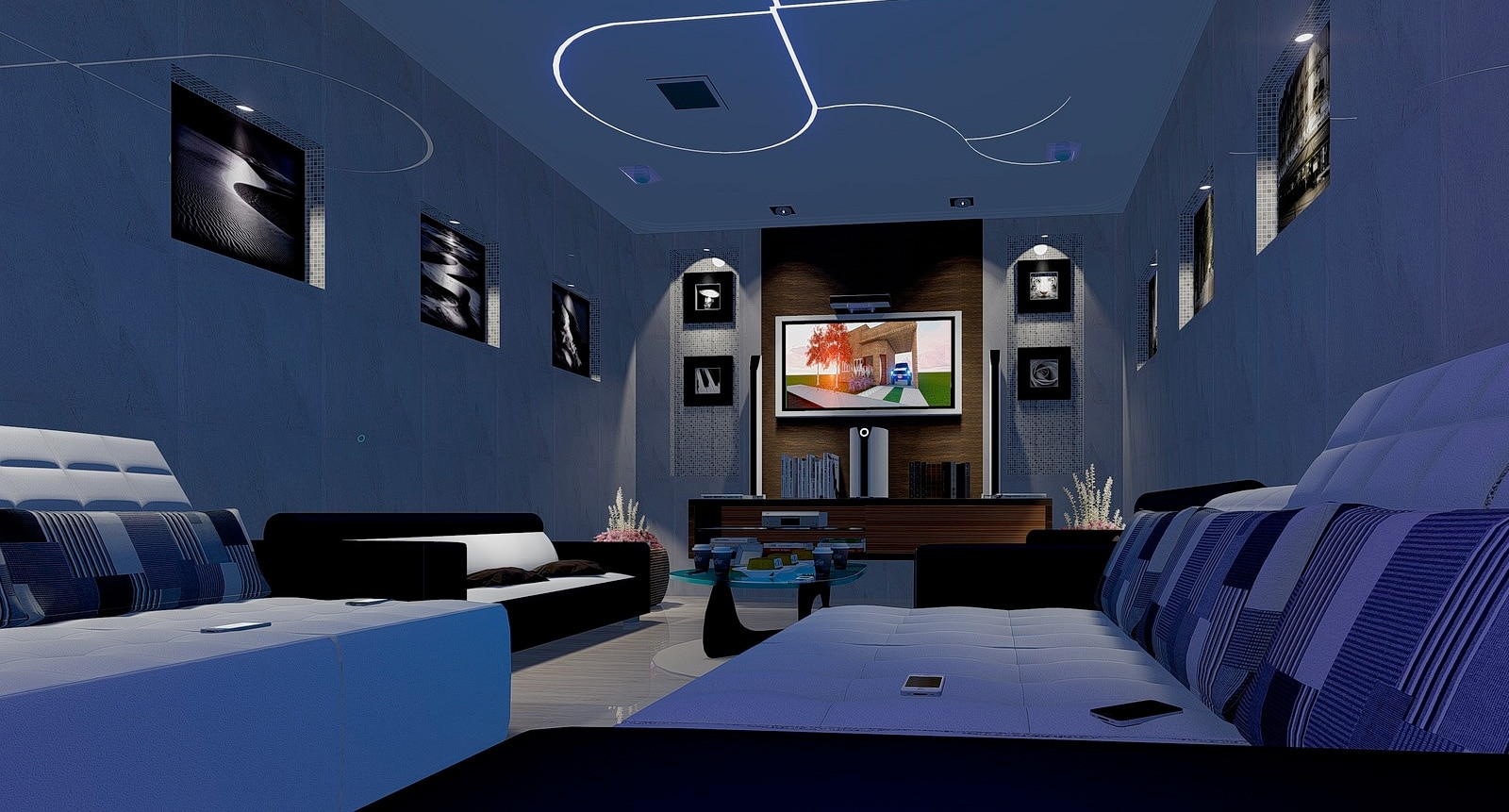 Royal Cabling Services: Home Theatre Cable Installer Perth