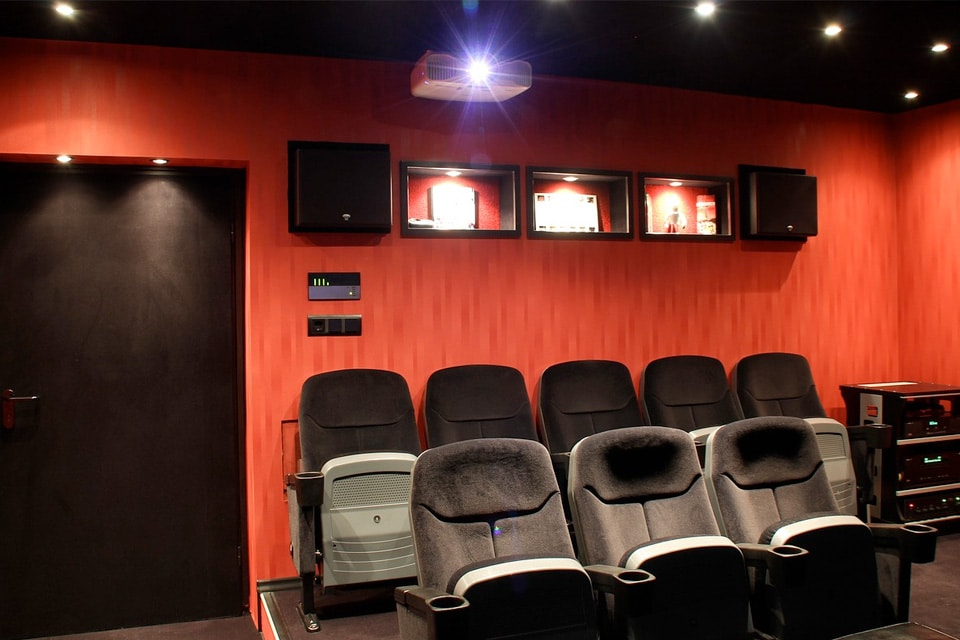 Royal Cabling Services: Home Theatre Cable Installation Perth